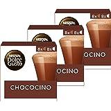 Nescafé Dolce Gusto Chococino Koffie Cups - 3 Doosjes Met 16 Capsules