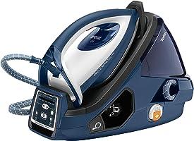 Tefal GV9071 Pro X-pert Care Buhar Kazanlı Ütü 5 Ayar, Mavi-Siyah