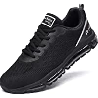 NewNaisu Mens Air Trainers Womens Running Shoes Fashion Lightweight Sneakers for Fitness Walking Sports Athletic Workout