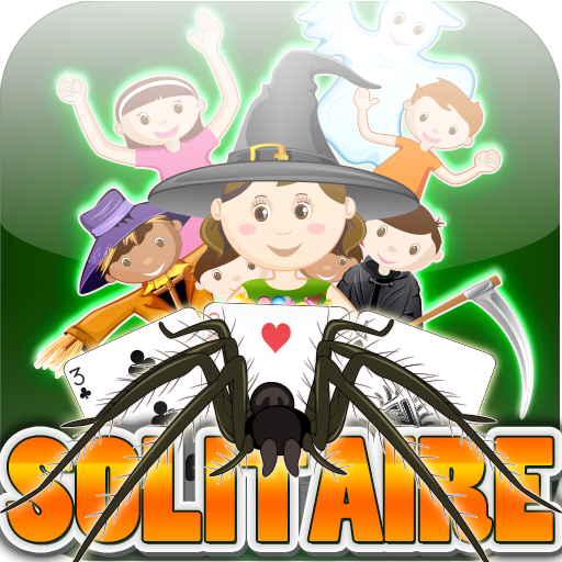 Costume Bash Spider Solitaire