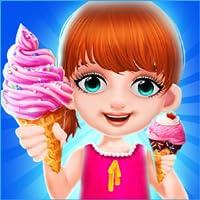 Summer Ice Cream & Smoothies Maker Salon