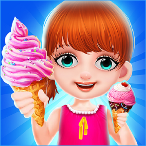 Summer Ice Cream & Smoothies Maker Salon