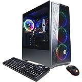 كمبيوتر جيمنج جيمر اكستريم من سايبر باور بي سي، انتل اي 5-10400 اف 2.9 جيجاهرتز، جي فورسي GTX 1660 سوبر 6 جيجا، 8 جيجا DDR4،