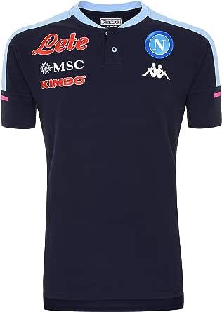 SSC NAPOLI Polo Rappresentanza 2020/21 Team Polo Rappresentanza 2020/21 Team Unisex - Adulto