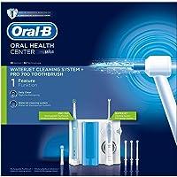 Oral-B PRO 700 Combiné Dentaire + Water Jet : Brosse à Dents Rechargeable et Hydropulseur