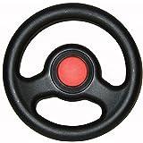 Big Sportl Original Big Bobby Car Originalersatzlenkrad Mit Hupe Orange Niedriger Preis Spielzeug