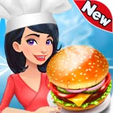 Juegos de cocina - Restaurant Burger Craze in Kitchen 2018