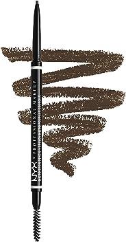 NYX PROFESSIONAL MAKEUP Micro Brow Pencil, Eyebrow Pencil, Brunette