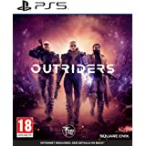 Outriders with Patch Set (Exclusive to Amazon.co.uk)