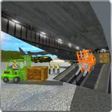 Extreme Airport Forklift Sim