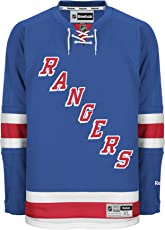 Reebok New York Rangers Premier NHL Trikot Home