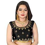 Rutva Enterprise women's Kajal design hand Embroidered Blouse