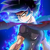"Limit Breaker Dragon Fighter Z: Battle of the Super Saiyan God ""Ultra Instinct"""