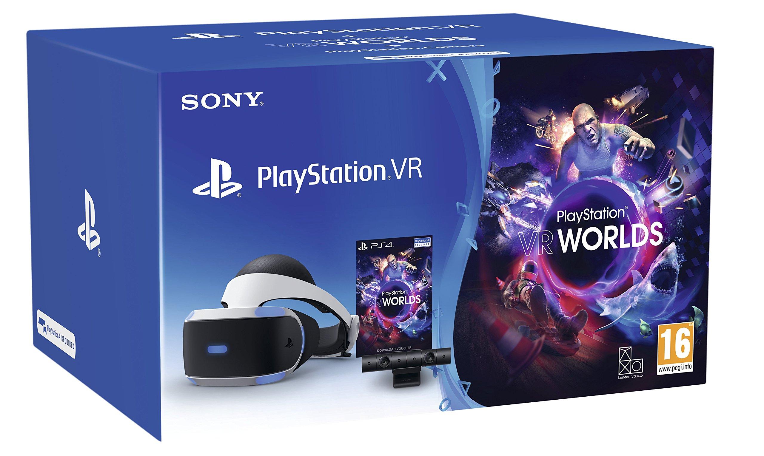 PlayStation VR Starter Pack [Edizione: Regno Unito]