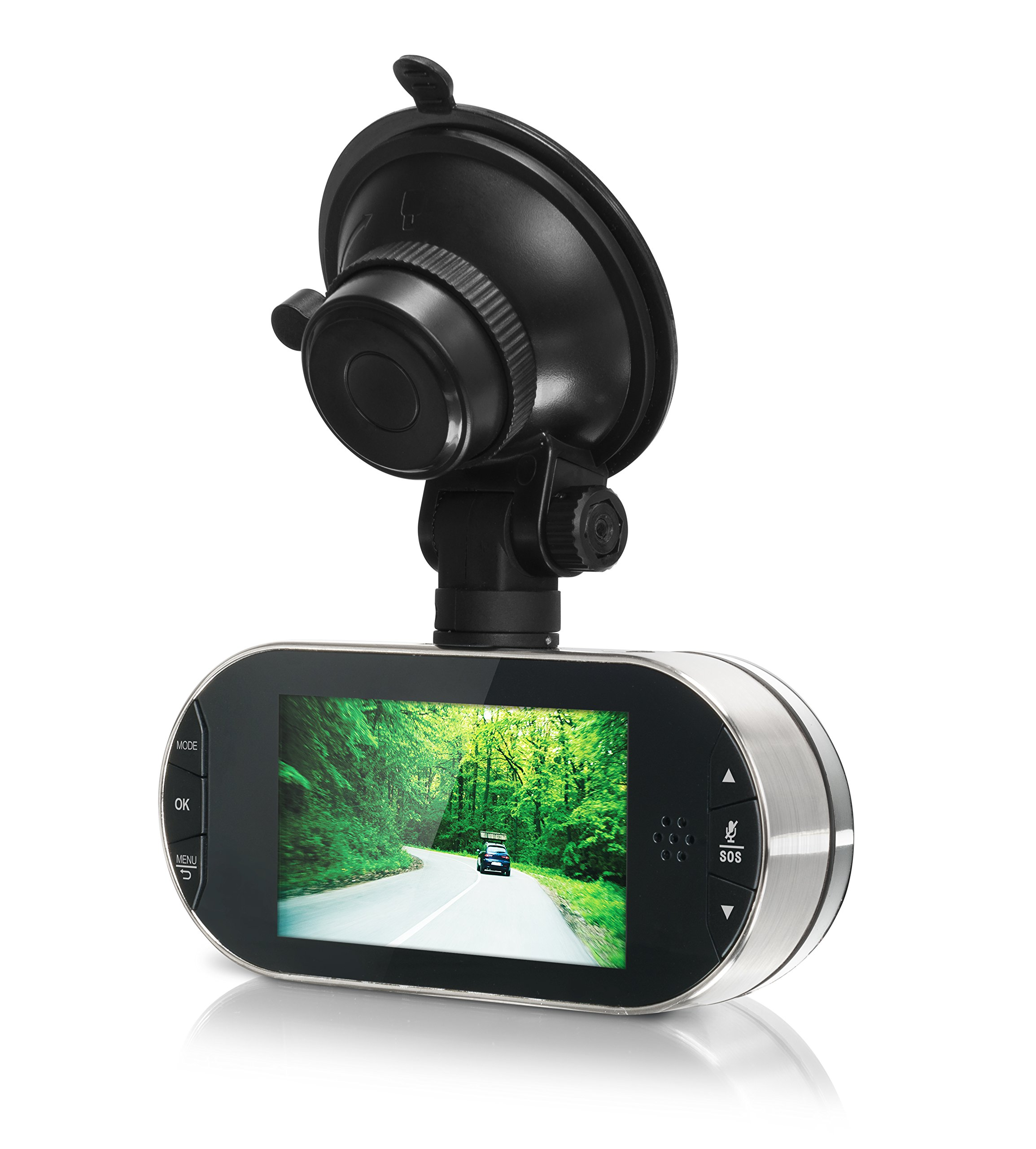 Motorola-MDC-100-Dash-Cam-Auto-Dashkamera-Full-HD-Video-loop-mit-2-7-LCD-Display-KFZ-Kamera-mit-G-Sensor