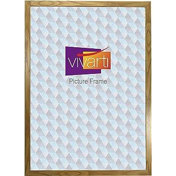 gb eye fmsba1wn gb posters wooden walnut art print frame 60 x 80cm