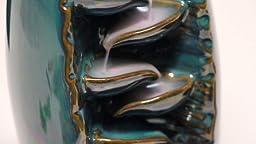 15 Zapfen pro Duft 90 St/ücke 6 Verschiedene Weihrauch Kegel Nat/ürliche D/üfte Weihrauchbrenner mit Kleinen Eisen Haltern Insgesamt 90 Zapfen