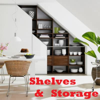 Shelves & Storage produced by Bliss Apps - quick delivery from UK.