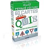 Objectif permis voiture - 60 cartes quiz pour tester vos connaissances