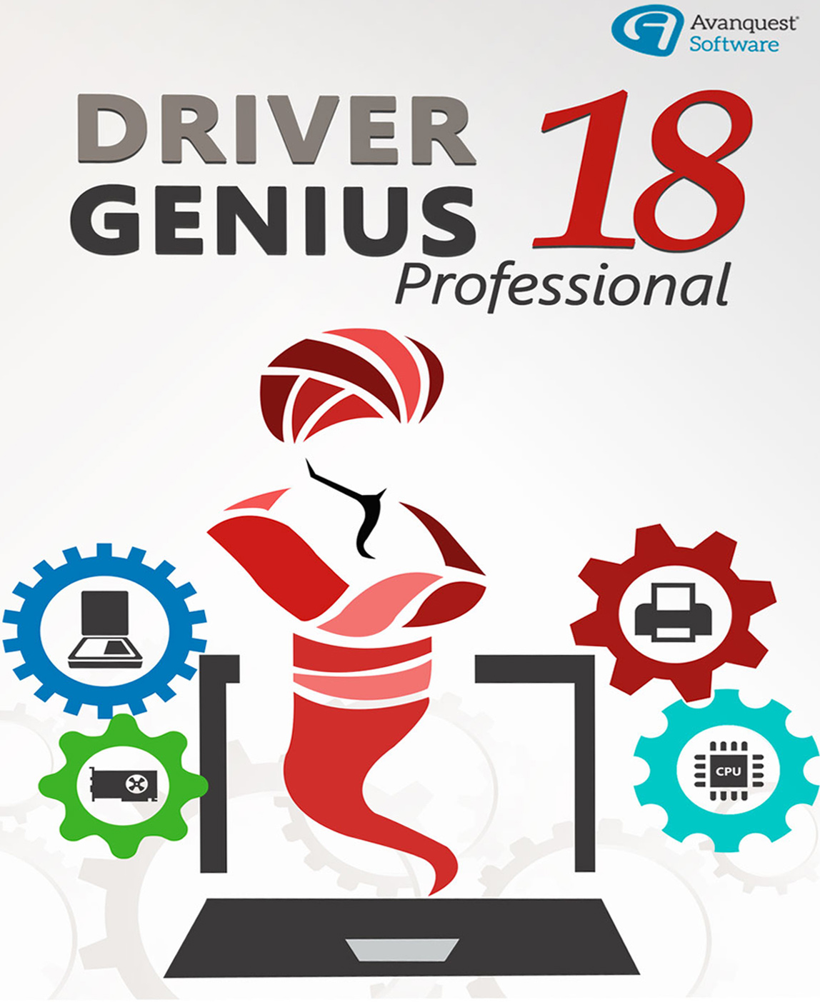 Price comparison product image Driver Genius 18 Professional [Download]