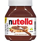 Nutella Hazelnut Chocolate Spread, 750 g