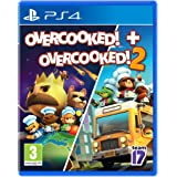 Οvercooked! + Overcooked! 2 - Double Pack PS4 - Other - PlayStation 4