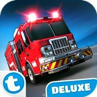 Fire Truck Racing 3D DELUXE