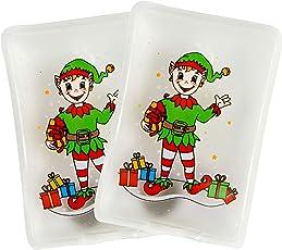 Roomando Taschenwärmer Handwärmer Taschenheizung Winter und Weihnachtsmotive
