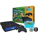 Super Retro Trio Plus HD Royal Blue PAL Joe and Mac Collection Limited Bundle (Electronic Games) [Edizione: Regno Unito]