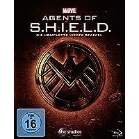 Marvel's Agents of S.H.I.E.L.D. - Staffel 4 [Blu-ray]