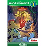 World of Reading: Lion Guard: Bunga the Wise: Level 1 (Disney Reader (ebook))