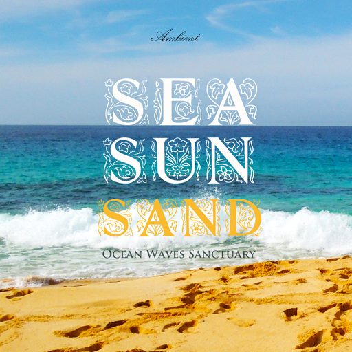 sea-sun-sand-ocean-waves-sanctuary-music-app