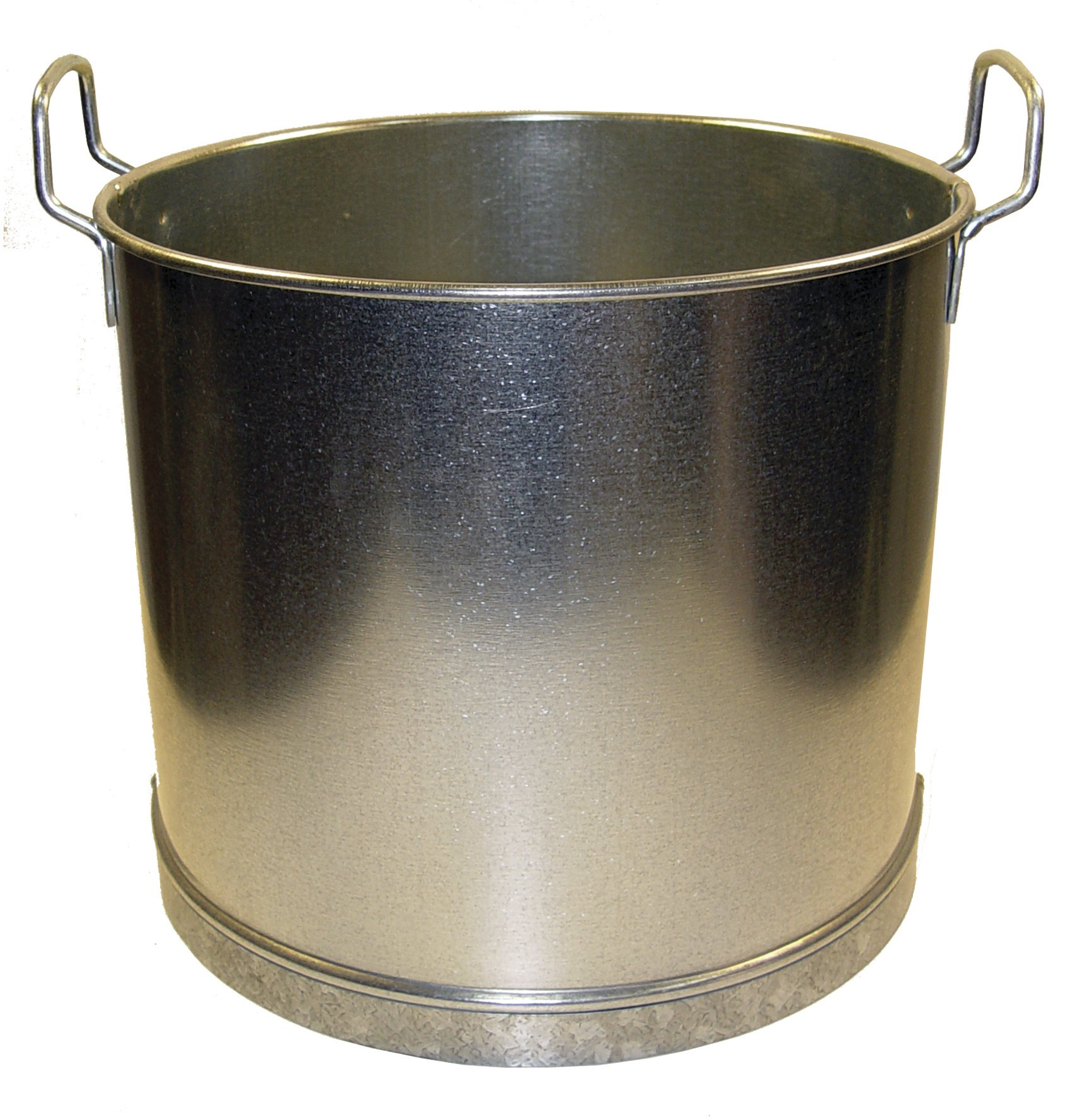 Imex la Volpe 10236 dritto-Secchio con due manici, 15 , diametro 37,5 x 33 cm