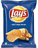 Lay's Potato Chips India's Magic Masala Party Pack, 167g Pack