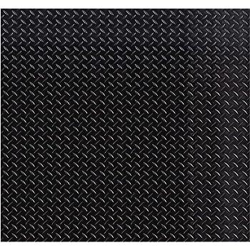 St/ärke: 3 mm Meterware in vielen Gr/ö/ßen Gummil/äufer Gummimatten mit rutschhemmender Oberfl/ächenstruktur Breitriefen 100x600 cm