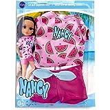 Nancy- Súper looks Sandías, rosa