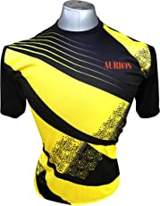 Aurion Sublimation A700S Sportswear Tshirt (Black)