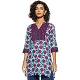 Rapsodia Women's Cotton Short Kurta