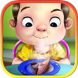 Cuisine pour les enfants cuisiner comme un chef : cuire les aliments les plus délicieux ! jeu de cuisine pour les enfants