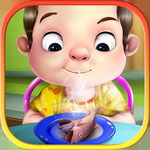 Cuisine pour les enfants cuisiner comme un chef cuire - Jeu de cuisine android ...