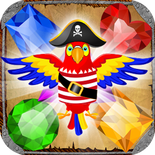 Pirate Drops - Match three puzzle (Board Crunch)