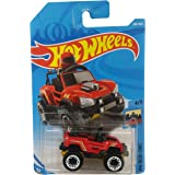 Hot Wheels Basic Car (C4982) - (Assorted Color and Design May Vary)