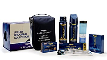 Park Avenue Luxury Grooming Collection Kit (Combo Of 8)