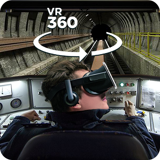 VR Subway 3D Simulator