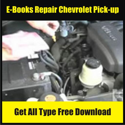 e-books-chevrolet-pick-up-repair