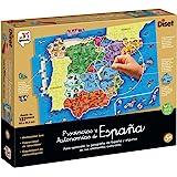 Diset, Provincias y Autonomías de España, Puzzle educativo para aprender la geografía española a partir de 5 años
