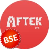 Aftek Ltd.'s Share price