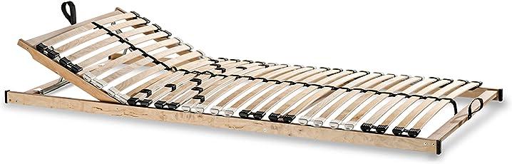 Betten-ABC 7-Zonen Lattenrost Max KV, 28 Leisten, Kopfteilverstellung, zur Selbstmontage