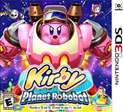 Kirby: Planet Robobot - Nintendo 3DS Standard Edition NTSC