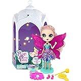 Hada BFF Reina - Muñeca Queen Light Regina con Luces mágicas, Accesorios y Farol   Bright Fairy Friends